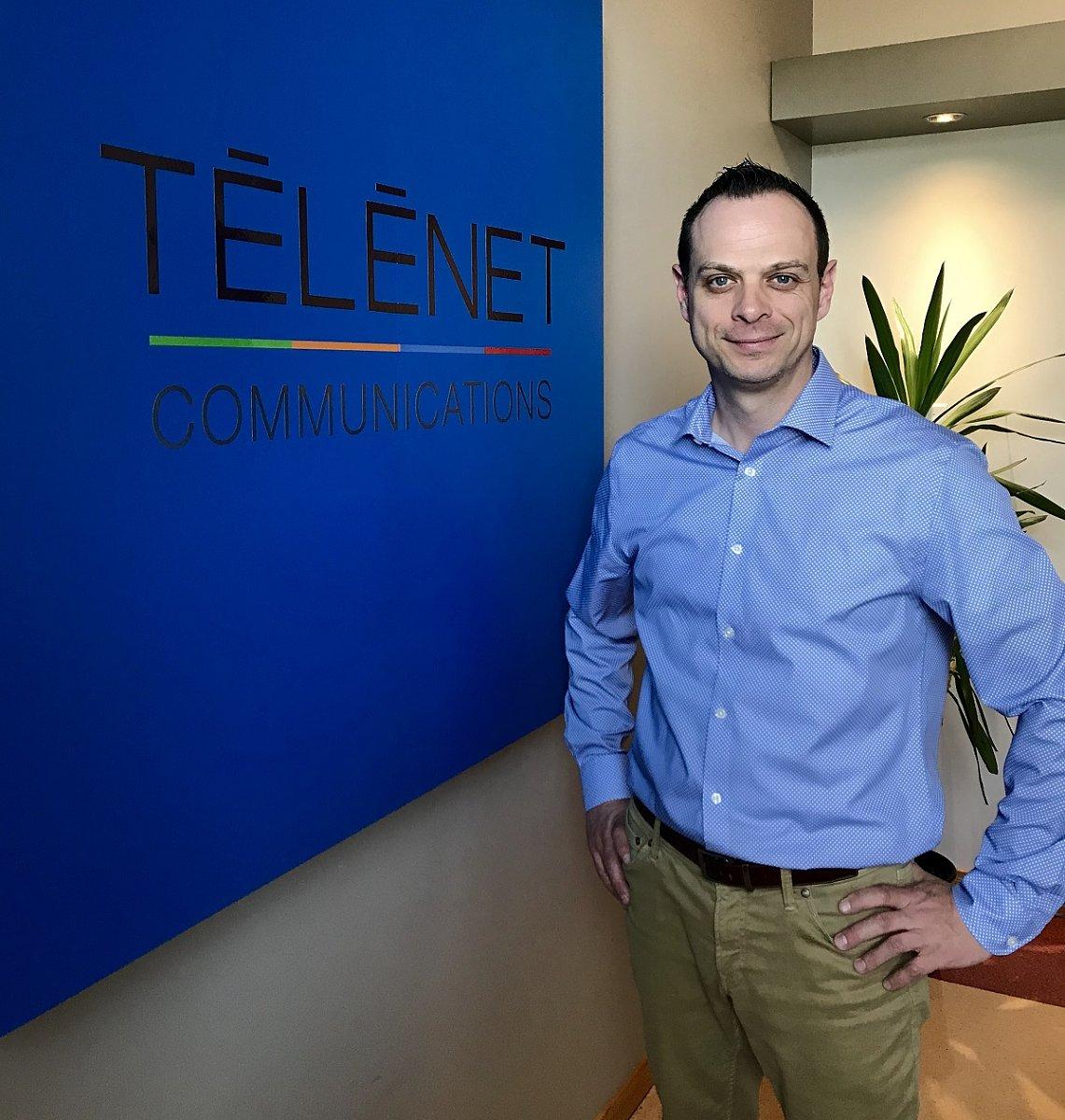 M. Marc Simard, nouveau directeur de compte