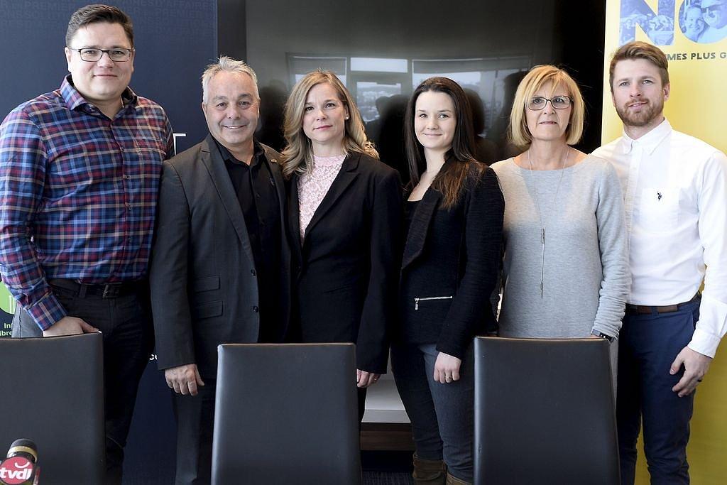 Présidence d'honneur au Relais pour la vie Saguenay