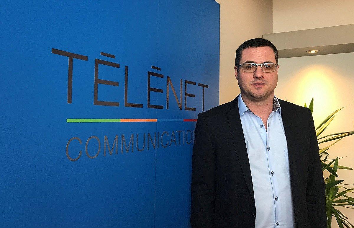 M. Éric Lavigne nommé directeur des opérations chez Télénet Communications