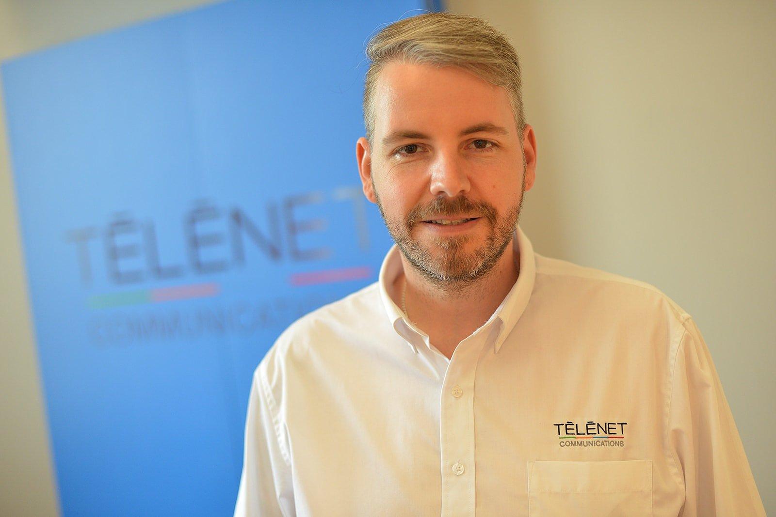 Nouveau directeur de compte chez Télénet Communications