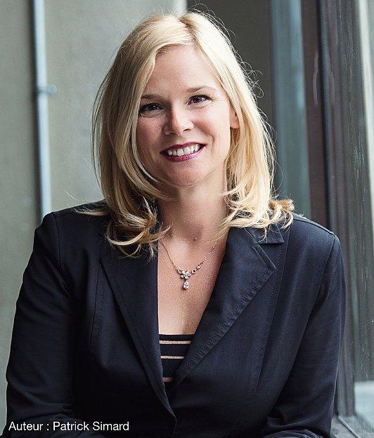 Mme Annick St-Pierre au poste de Présidente, directrice générale