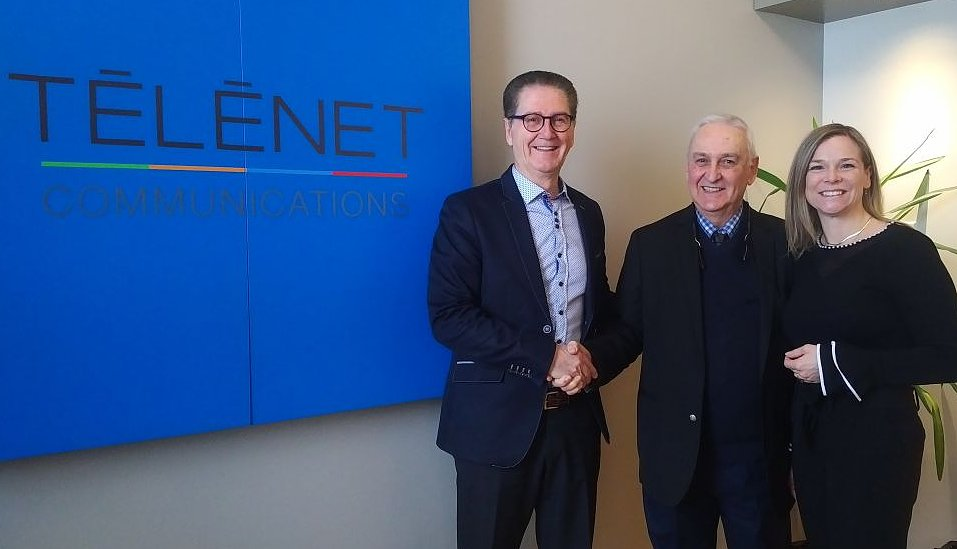 Télénet Communications acquiert Alarme TECNO-KÉBEC